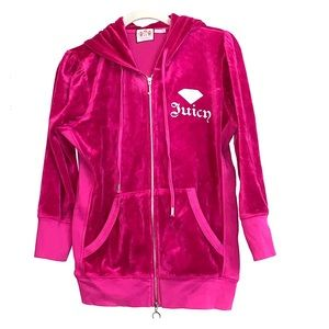 Juicy Couture Hooded ZIP up